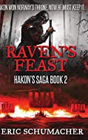 Raven's Feast: Large Print Hardcover Edition