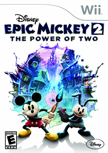 Disney Epic Mickey 2: The Power of Two - Nintendo Wii (Renewed)