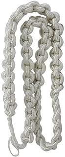 Single Braid One Color Shoulder Cord No Tip