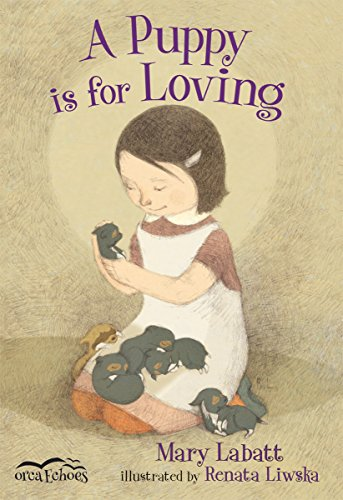A Puppy is for Loving (Orca Echoes) (English Edition)