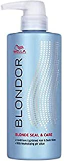 Wella Blondor Blonde Seal en Care, 500 ml, per stuk verpakt, (1 x 0,5 l)