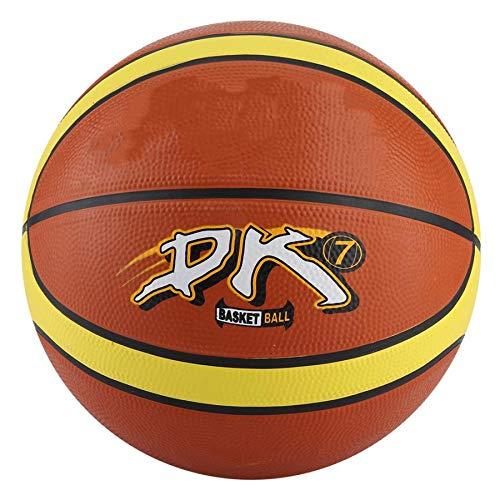 Pelota de Baloncesto Entrenamiento De Baloncesto Mini Colorido Adultos Niños Baloncesto Inflable Goma Miniball Juego Deportivo Pelota Duradera