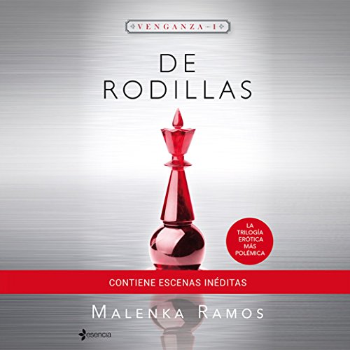 De rodillas audiobook cover art