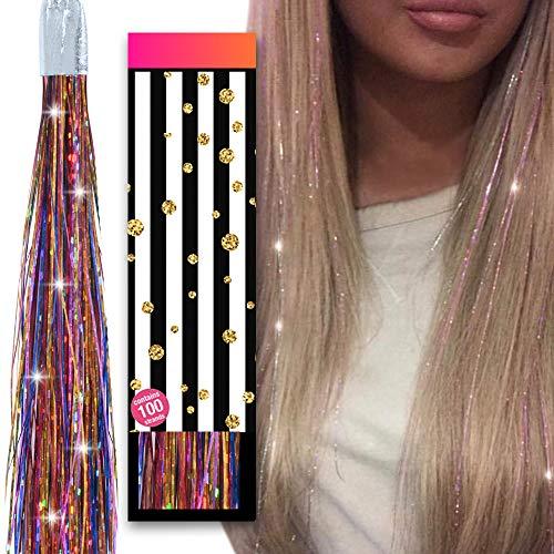 Hair DAZZLE - Accesorios pelo niñas - Extensiones
