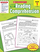 Scholastic Success with Reading Comprehension - Grade 1