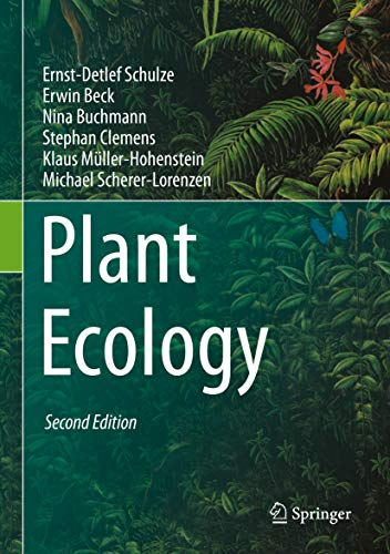 Plant Ecology (English Edition)
