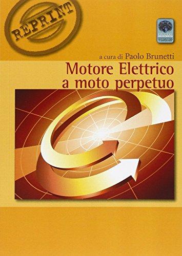 Motere elettrico a moto perpetuo