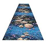 ZHAOHUI-alfombras pasillo, Patrón 3D Alfombrilla Suelo...