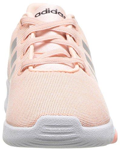 Adidas Racer Tr Chaussures de course mixte pour enfant Gris/gris/blanc 3,5 Big Kid