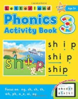 Phonics Activity Book 3 (Phonics Activity Books)