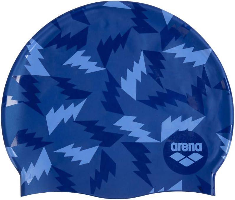 ARENA Print 2 Swim Caps, Unisex Adulto