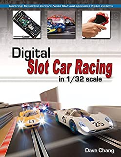 Digital Slot Car Racing in 1/32 scale covering: Scalextric, Carrera, Ninco, SCX and Specialist Digital Systems