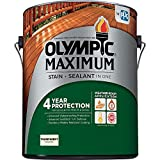 Olympic Stain Maximum Wood Stain and Sealer