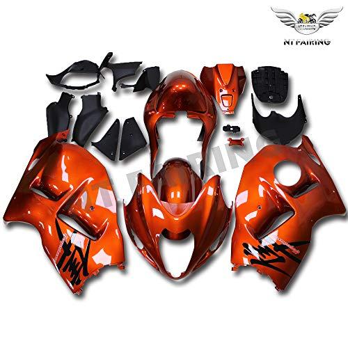 Fairing Orange Fit for Suzuki 1997-2007 GSXR 1300 Hayabusa Gen1 Injection Mold ABS Plastics Aftermarket Bodywork Bodyframe Kit Set 1998 1999 2000 2001 2002 2003 2004 2005 2006