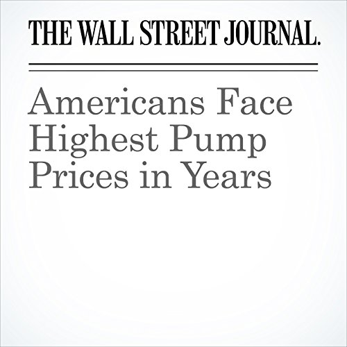 Americans Face Highest Pump Prices in Years copertina