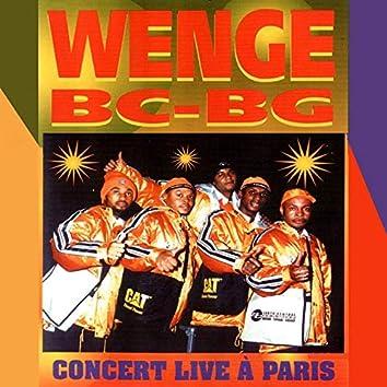 Concert Live à Paris (Bataclan)