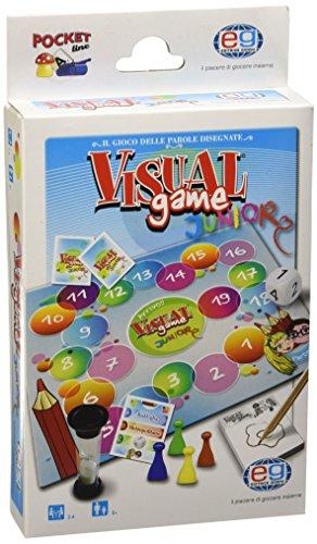 Editrice Giochi Gioco Visual Game Pocket, 6034019