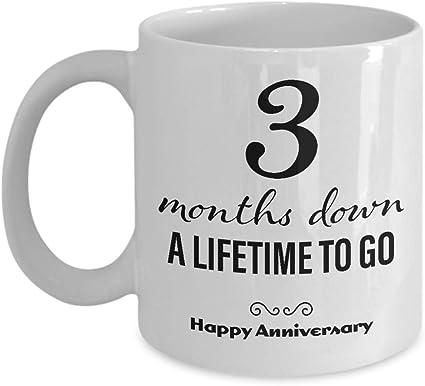 For get 3 month anniversary what to boyfriend 107 Anniversary