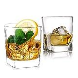 Funey 6er-teiliges Whisky Gläser Set, Old Fashioned Glas, für Zuhause, Restaurants und Partys, Geeignet für Geschirrspüler (170 ml)