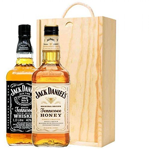 Double Jack Daniels Gift Pack