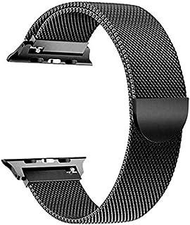 Milanese Loop Strap pulsera for Apple Watch Band 42mm 44mm watch series 4 3 Bracelet Wrist Belt Watchband - 2724680795299