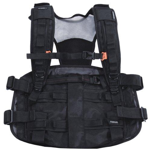 Vanguard ICS Vest S multifunctioneel vest zwart