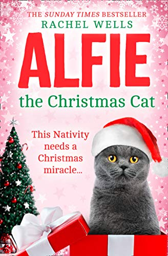 Alfie the Christmas Cat: An uplifting festive treat from the Sunday Times bestseller (Alfie series, Book 7) by [Rachel Wells]