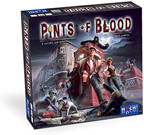 HUCH & friends Pints of Blood Board Game by Huch & Friends