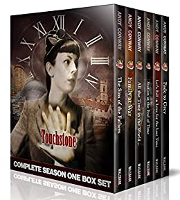 Touchstone Season One - Complete eBook Box Set: The time travel saga that spans a century (Touchstone Collections 1) by [Andy Conway]