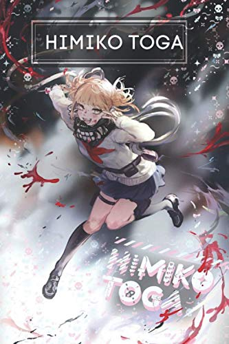 Himiko Toga: Lined Journal for teens students, teachers, women and adults, For writing, Drawing, Goals Ideas, Diary, Composition Book Gift Notebook/Journal (6x9in) 46