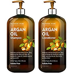 Majestic Pure Argan Oil Shampoo