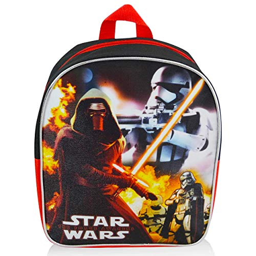 Star Wars: Episode 7 (The Force Awakens) Backpack, 11  - Red