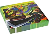 Amscan Teenage Mutant Ninja Turtles 552467 - Servilletas de papel