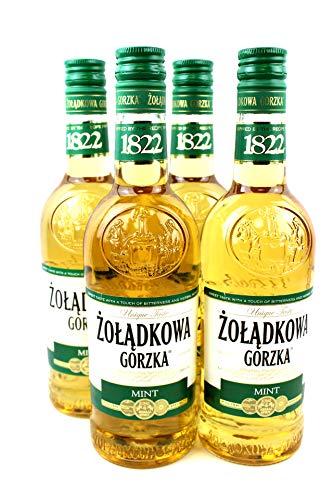 Zoladkowa Gorzka Mint Wodka (4 x 0.5 l)