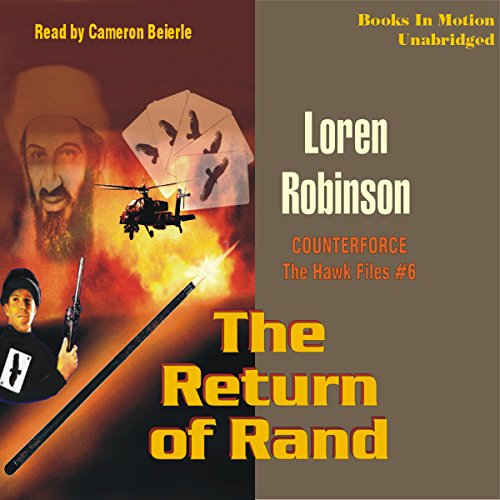 The Return of Rand audiobook cover art