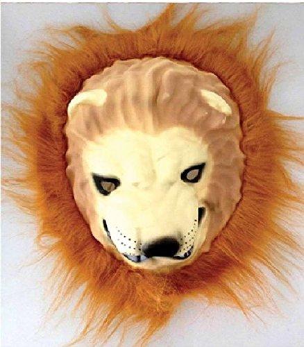 Mondial-Fete - Masque Lion (Elastomère)