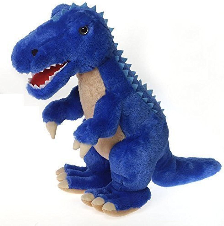 Fiesta Toys Blau T-Rex Dinosaur Plush Stuffed Animal Toy - 18.5 Inches by Fiesta Toys
