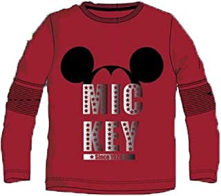Amazon.es: Rojo - Camisetas de manga larga / Camisetas, polos y ...