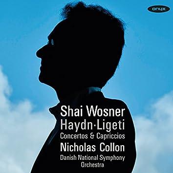 Haydn & Ligeti: Concertos & Capriccios
