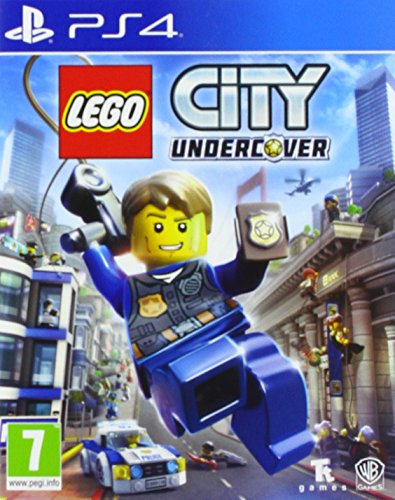 Lego City Undercover Ps4- Playstation 4
