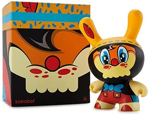 Enfantrobot No Stbagues on Me Dunny by WuzOne Vinyl Figure by Enfantrobot