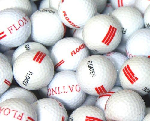 Second Chance 12 balles de golf de pratique flottantes - modèle aléatoire