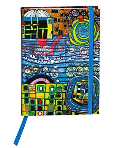 Hundertwasser Agenda 2021 (Die vier Einsamkeiten): Tagesplaner