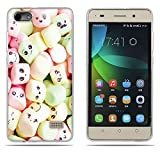 DIKAS für Handyhülle für Huawei Honor 4C, Hülle für Huawei G Play Mini, TPU Softcase Silikon Anti-Scratch Handy-Kasten für Huawei Honor 4C / für Huawei G Play Mini- Pic: 07