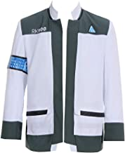 CosplayDiy Men's Suit for Detroit: Become Human Connor Cosplay Costume