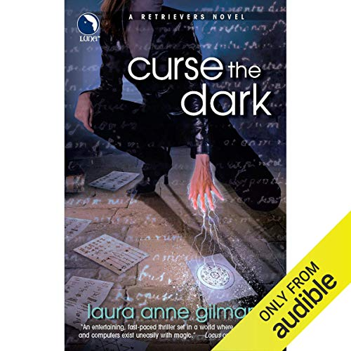 Curse the Dark Audiobook By Laura Anne Gilman cover art