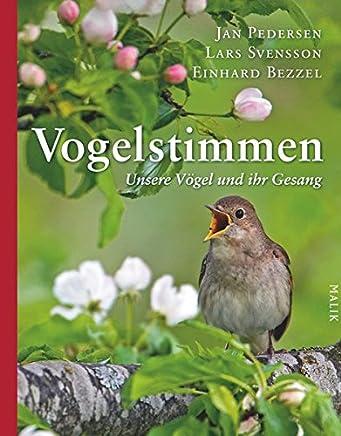 Vogelstien Unsere Vögel und ihr Gesang by Jan Pedersen,Lars Svensson,Einhard Bezzel