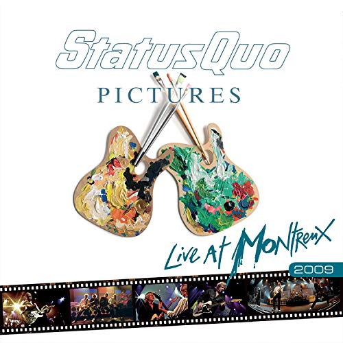Status Quo - Pictures - Live at Montreux 2009 (CD+Blu-ray Edition)