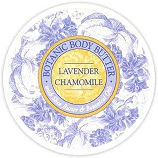 Greenwich Bay Botanic Body Butter Lavender & Chamomile 8oz Tub
