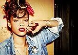 Rihanna 1–Sexy Singer–Musik–A3Poster